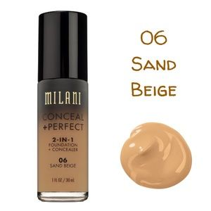 3/$15 🖤 MILANI 🖤 Sand Beige Conceal + Perfect